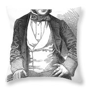 Henry Rusell (1812-1900) Throw Pillow