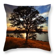 Hensley Tree Throw Pillow