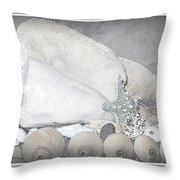 Her Majesty  Throw Pillow by Danielle  Parent