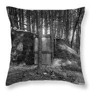 Hermits Hut, 1922 Throw Pillow