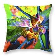 Hidden In Color Throw Pillow
