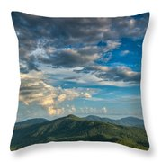 Hidden Rainbow Throw Pillow