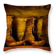 High Fashion Throw Pillow by Lois Bryan