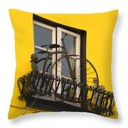 High Street, Kilkenny City, County Throw Pillow
