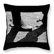 High Two Thirty Seven Throw Pillow