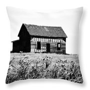 Hills With Ears  Throw Pillow