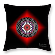Hoberman Sphere Throw Pillow