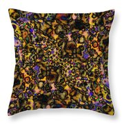 Hodgepodge Throw Pillow