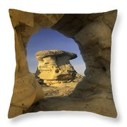 Hodoo Throw Pillow