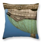 Hofgarten Fountain Throw Pillow