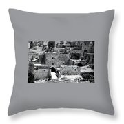 Holy Road Throw Pillow