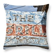 Home Cookin Throw Pillow