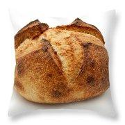 Homemade Bread Throw Pillow