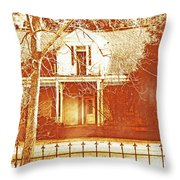 Homeplace  Throw Pillow