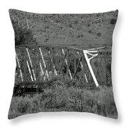Hondo Iron Throw Pillow