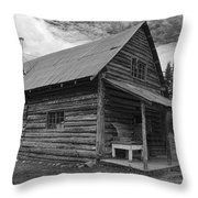 Hope Of Yesteryear Throw Pillow