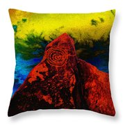 Hopi Sky Throw Pillow