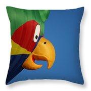 Hot Air Balloon 2 Throw Pillow