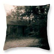 House- Delta Louisiana Throw Pillow