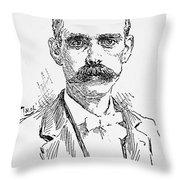 Hugh Odonnell Throw Pillow