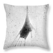 Human Neuron Throw Pillow