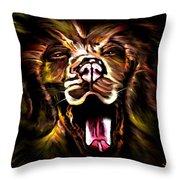 Hush Puppy Throw Pillow
