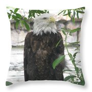 I Am Deep In Thought Throw Pillow