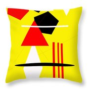 I Ching 2 Throw Pillow