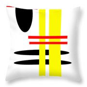 I Ching 7 Throw Pillow