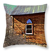 I Do Thee Wed Throw Pillow