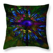 I Don't Believe In.... Throw Pillow