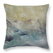 I Like It When It's Cold  Throw Pillow