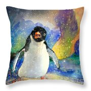 I Only Want A Warm Hug Throw Pillow