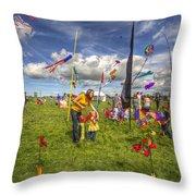 I Want That Kite Throw Pillow