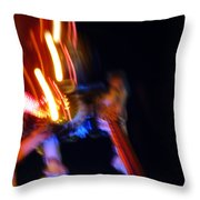 Icarus Or Skellig Throw Pillow