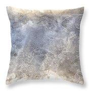 Ice Throw Pillow