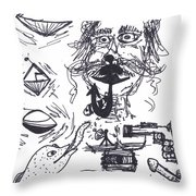 Ice House Chronicles 51 Throw Pillow