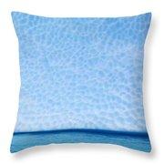 Iceberg, Antarctica Throw Pillow