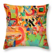 If I Am Not For Myself Who Will Be For Me Throw Pillow