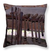 If I Had A Hammer Throw Pillow