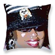 If I Weren't So Square   I'd Be Cool  Throw Pillow