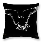 Illuminated Throw Pillow by Dale   Ford
