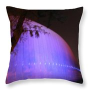 Illuminated From Within Throw Pillow