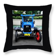 I'm Cute - 1922 Model T Ford Throw Pillow
