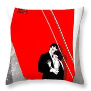 I'm Sorry Sally Throw Pillow