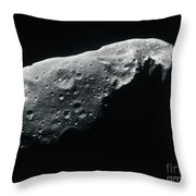Image Of An Asteroid Throw Pillow
