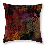 Imagining The Orient I Throw Pillow