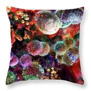 Immune Dreaming 2 Throw Pillow