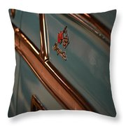 Impala Throw Pillow