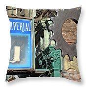Imperial Throw Pillow